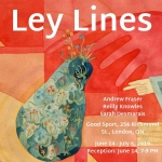 Ley Lines - Facebook Post